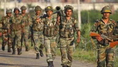 500 terrorists ready to infiltrat in Kashmir, Indian security force alert : कश्मीर में घुसपैठ की फिराक में 500 आतंकी, भारतीय सुरक्षा बल सतर्क