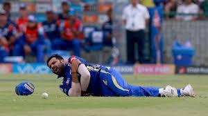 Rohit Sharma injured during IPL: आईपीएल के दौरान घायल हुए रोहित शर्मा
