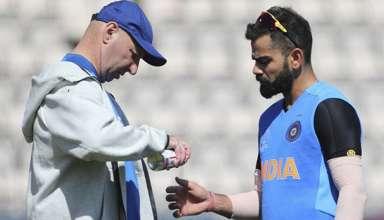 Physiotherapist Patrick Farhat ends with Indian team: भारतीय टीम के साथ फिजियोथेरेपिस्ट पैट्रिक फरहाट का कार्यकाल समाप्त