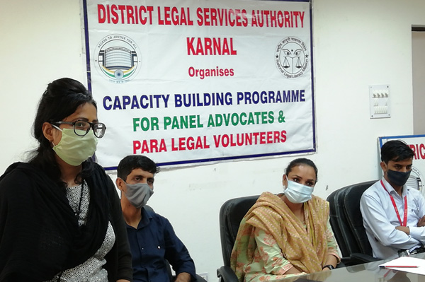 Capacity Building Program with PLV
