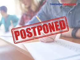 Postpond