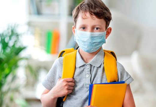school-child-with-face-mask